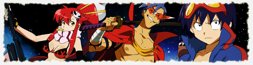 Tengen Toppa - Gurren Lagann
